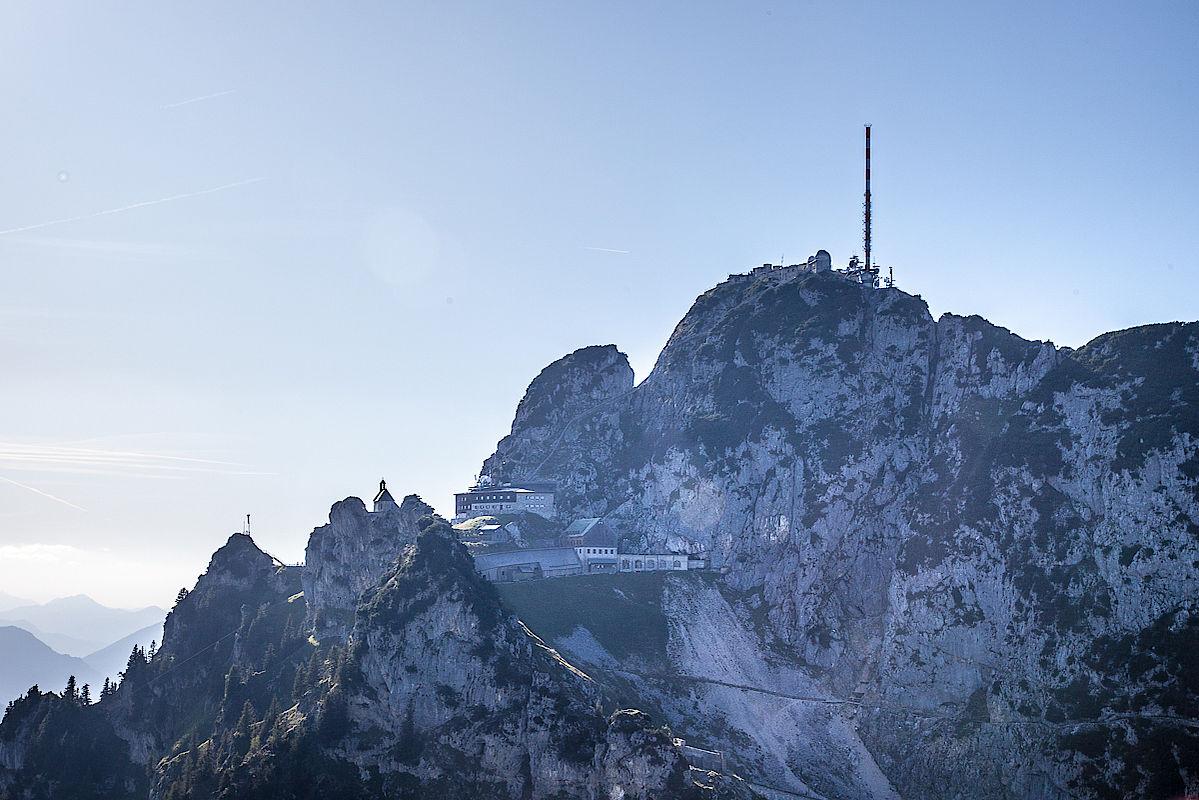 Wendelstein - Kletterrouten