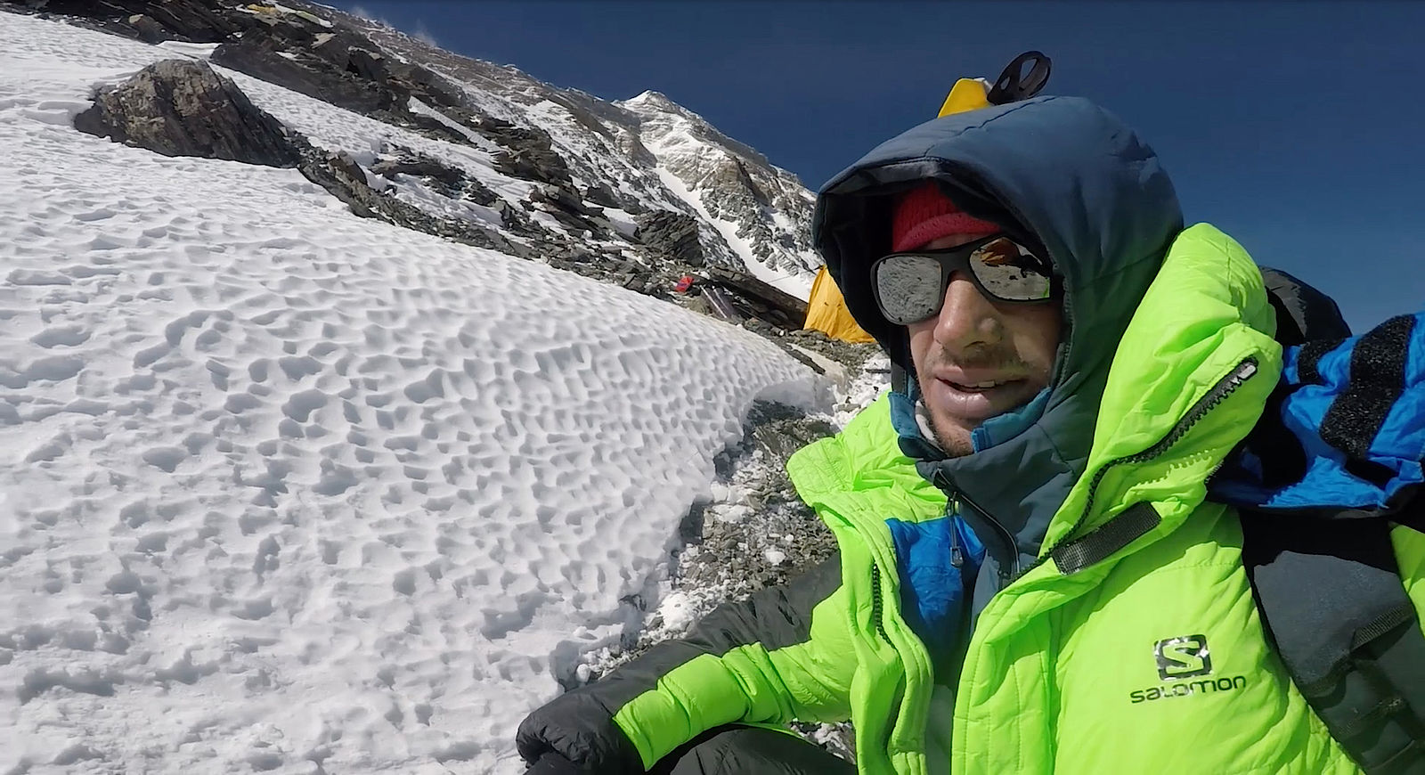 Kilian Jornet am Everest