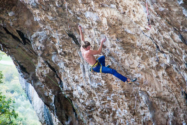 Kletterausrüstung Decathlon : Kletterspots weltweit osp sportklettergebiet in slowenien