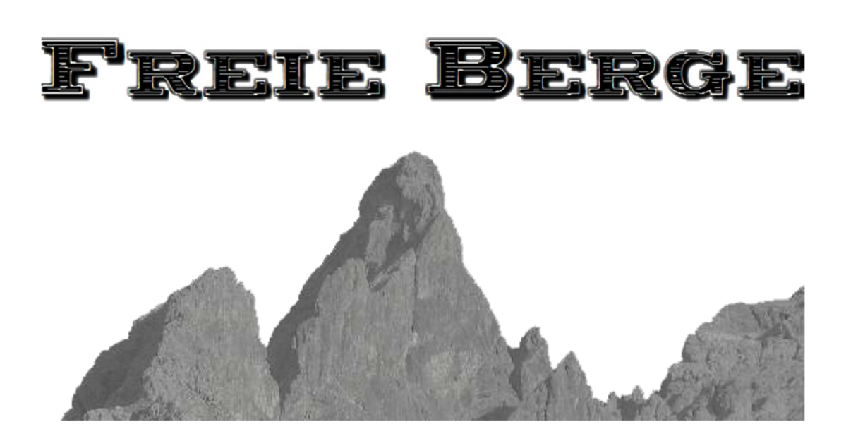 Freie Berge Blog von Kristian Rath