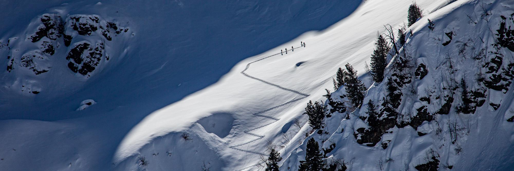 Beschreibung Lohnender Skitouren In Den Villgratner Bergen Und Den Karnischen Alpen