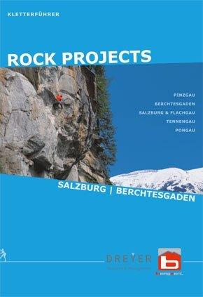 "Salzburg Kletterführer ""Rock Projects"""
