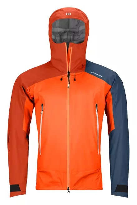 Westalpen 3L Light Jacke