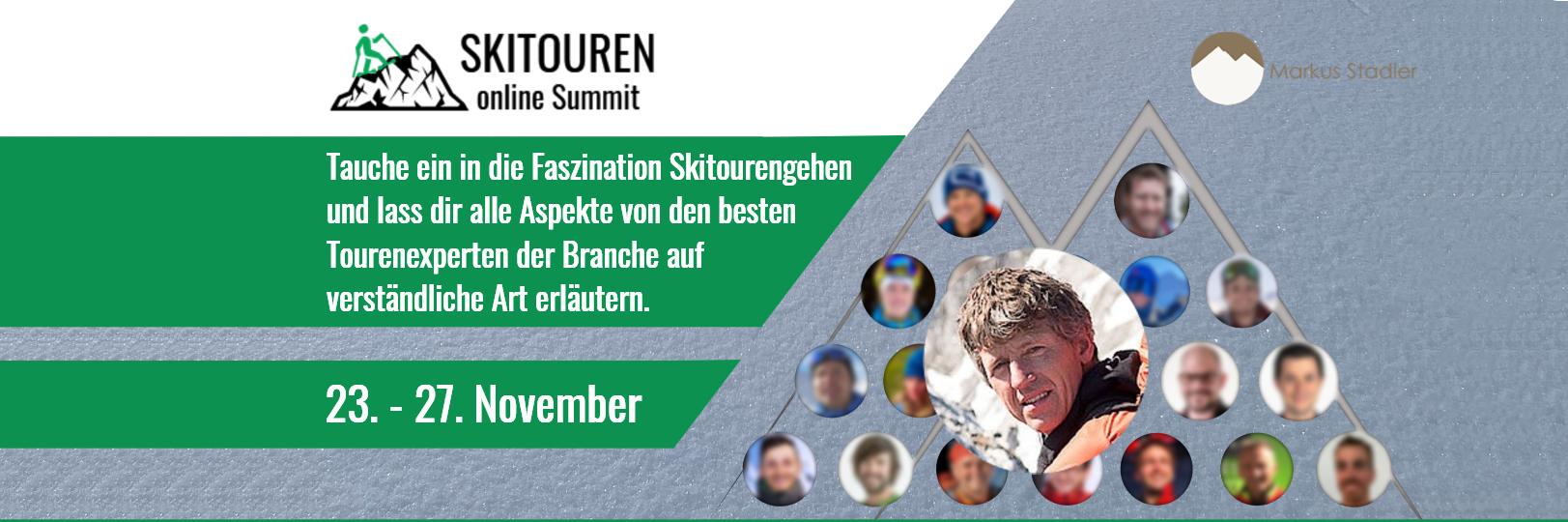 Skitouren-Online-Summit